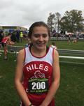 Junior Cross Country Runner- Hailey Zelinsky