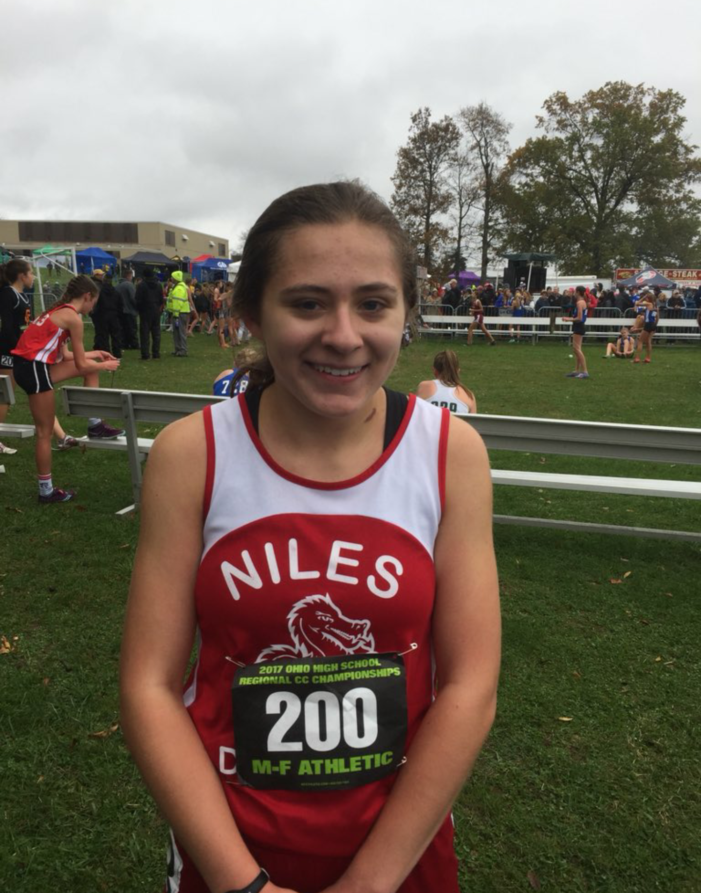 2017 OHSAA State Qualifier - Hailey Zelinsky