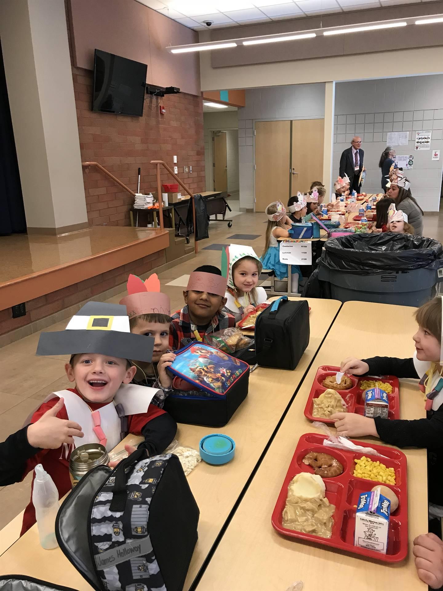 Thanksgiving day celebrations 2017