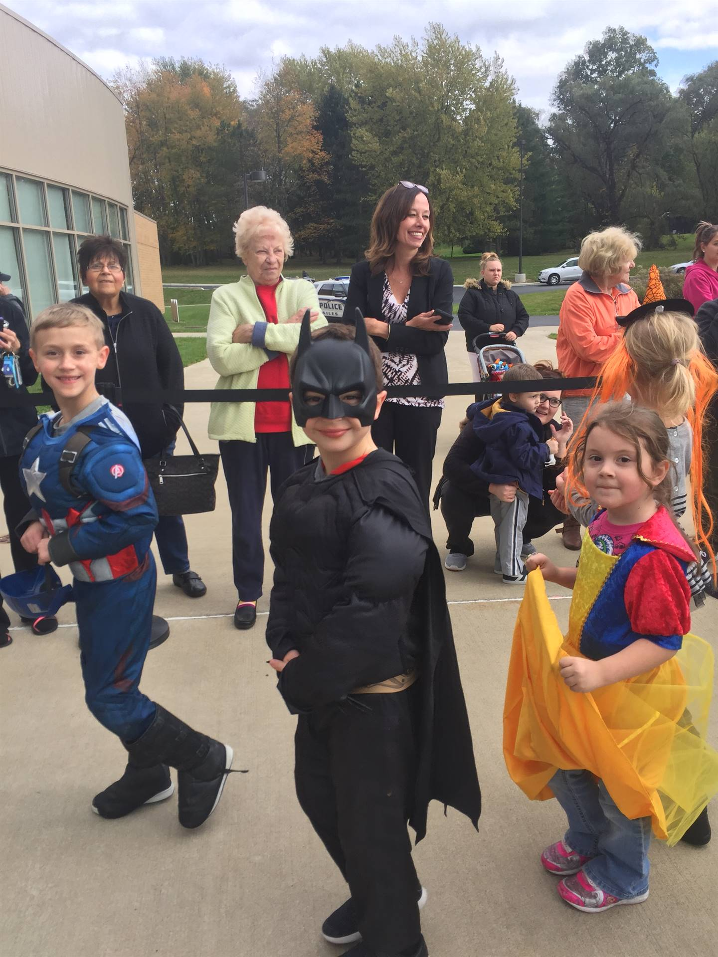 Halloween Parade and Party October 26, 2017