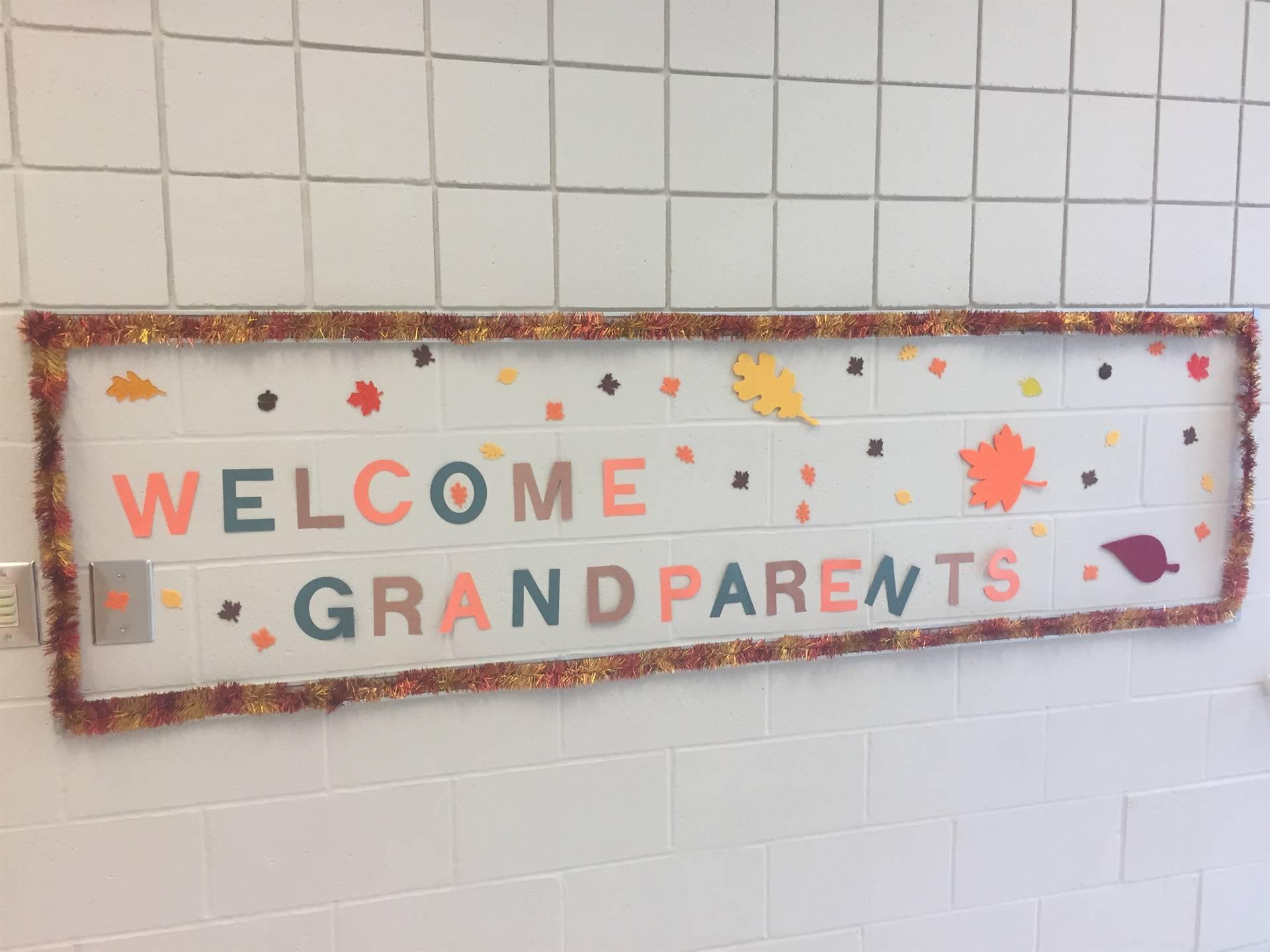 Grandparent's Day 2017