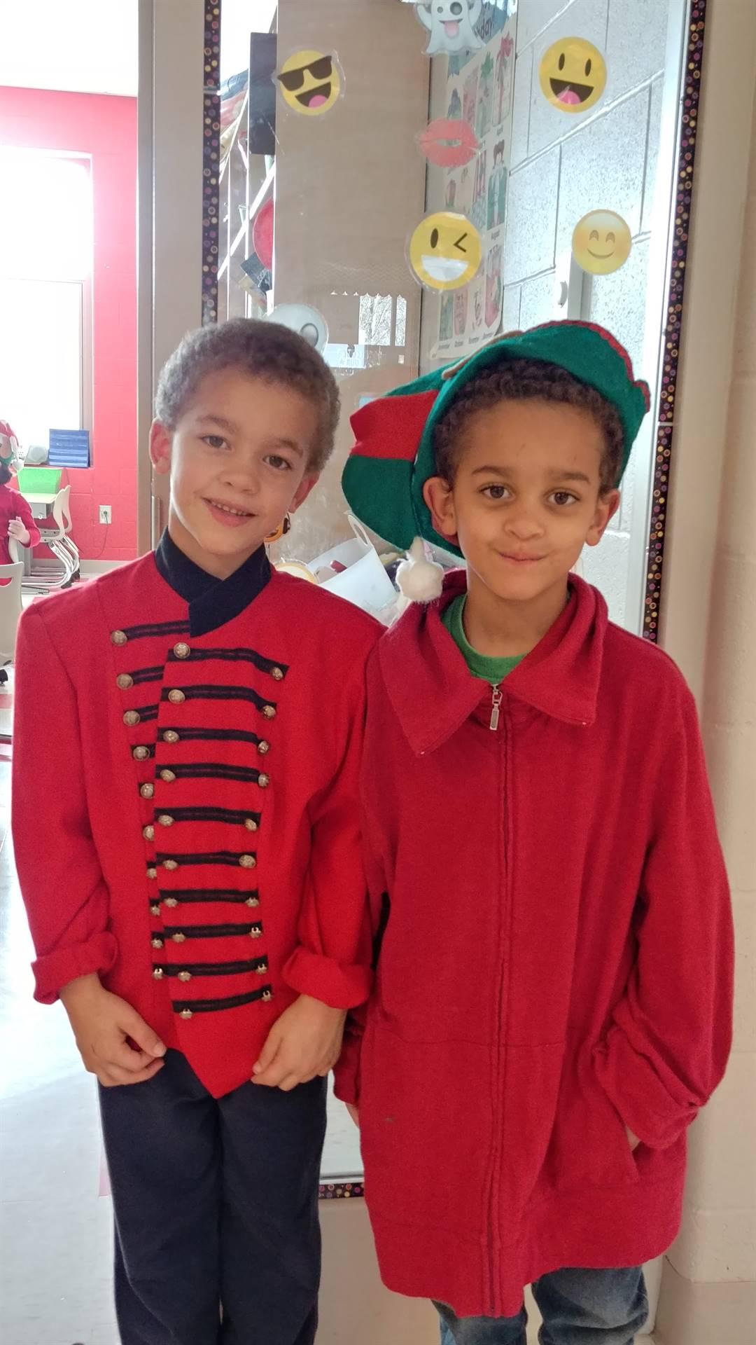 Mrs. Morison's students Christmas program 2017