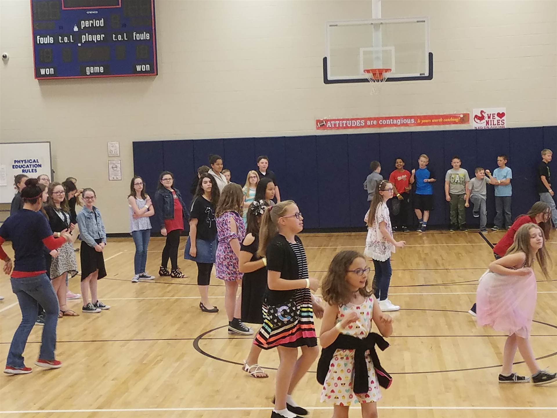 5th Grade Dance/Karaoke