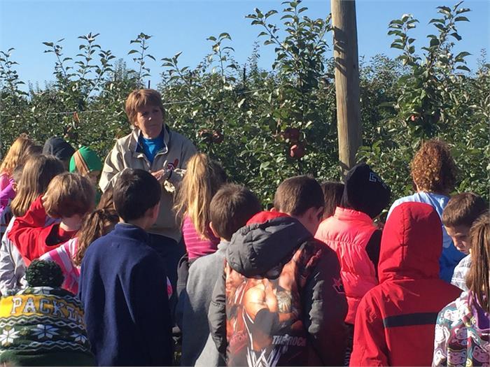 3rd Grade Whitehouse Field Trip