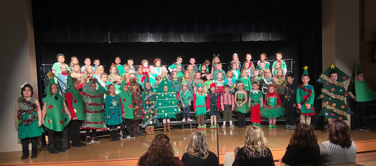 Holiday Music program