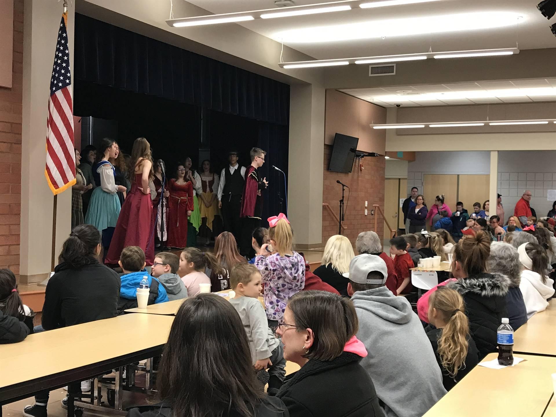 Arts Night 4.11.18 Niles High School Drama Club sneak peek