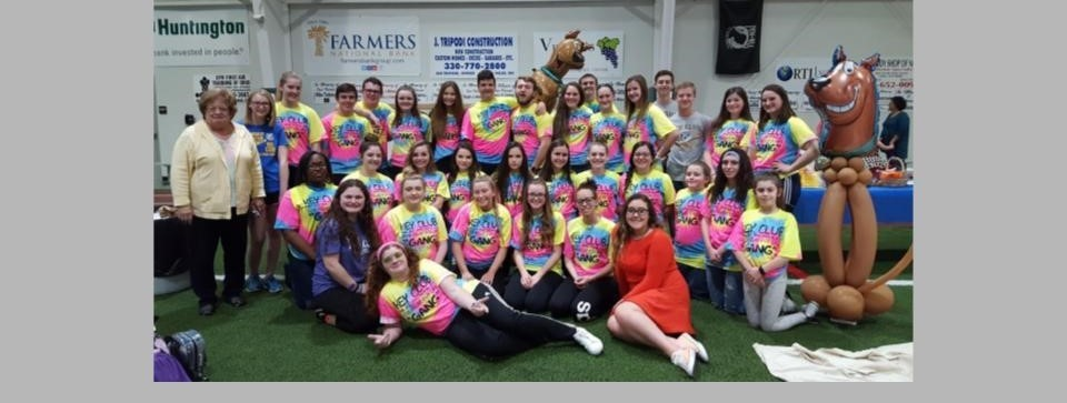 Mckinley Key club at Relay for Life