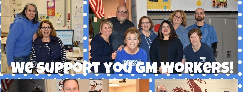 Go True Blue for GM