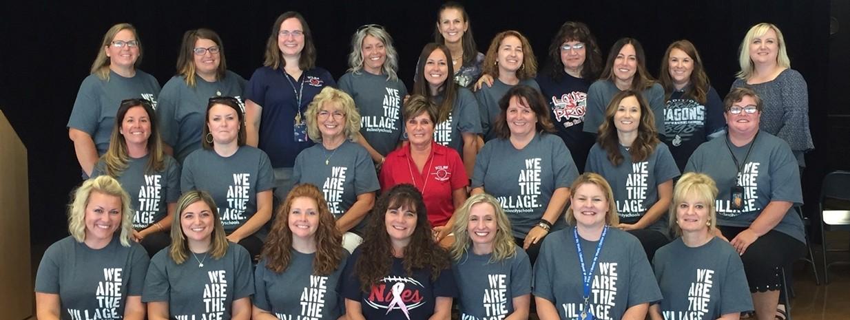 Niles Primary Staff