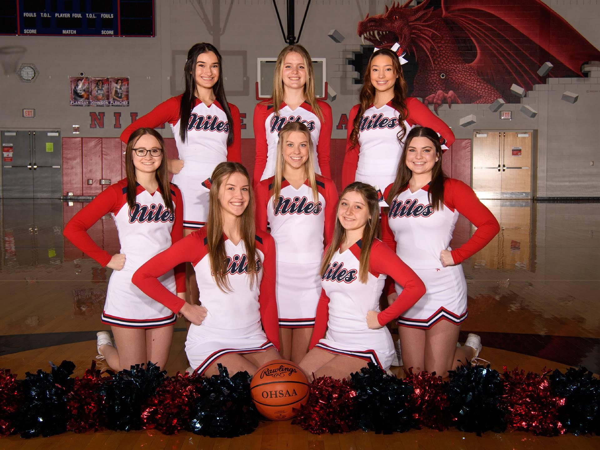 Varsity Basketball Cheer