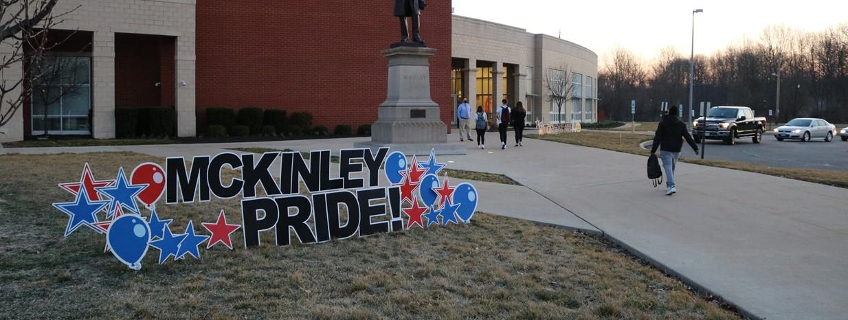Principal Rovnak welcomes students back!