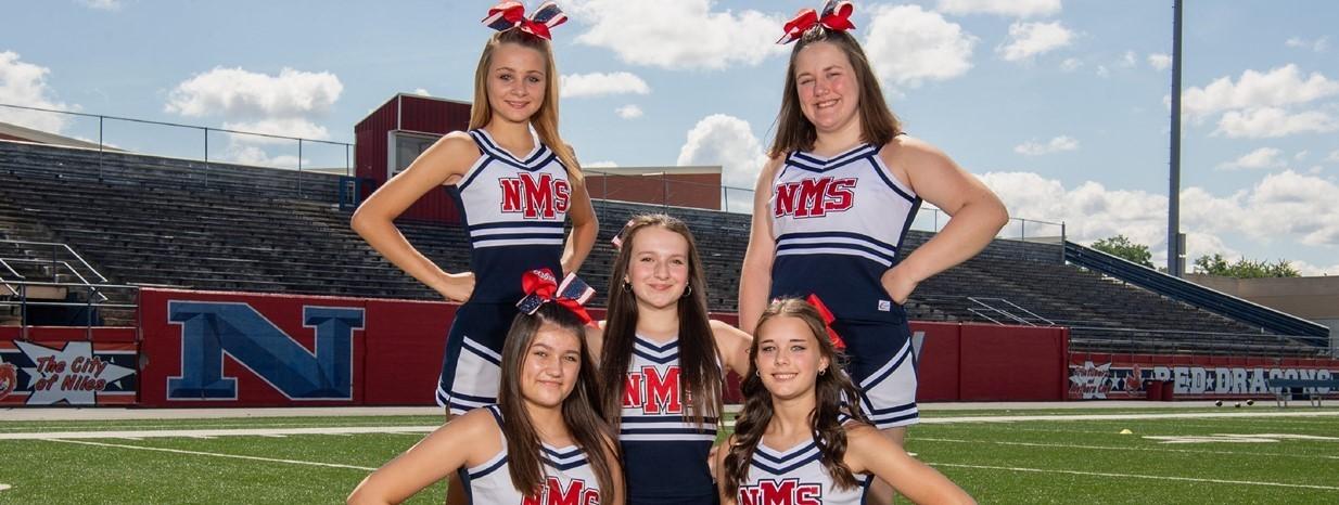 Eighth Grade Cheer