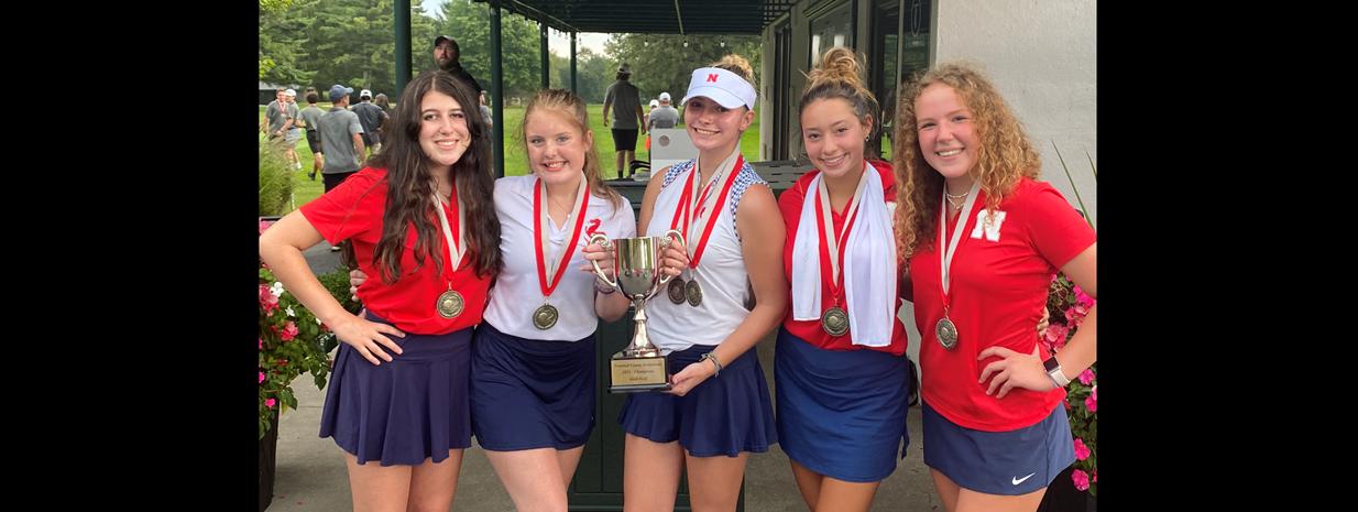 Congrats Girls Golf
